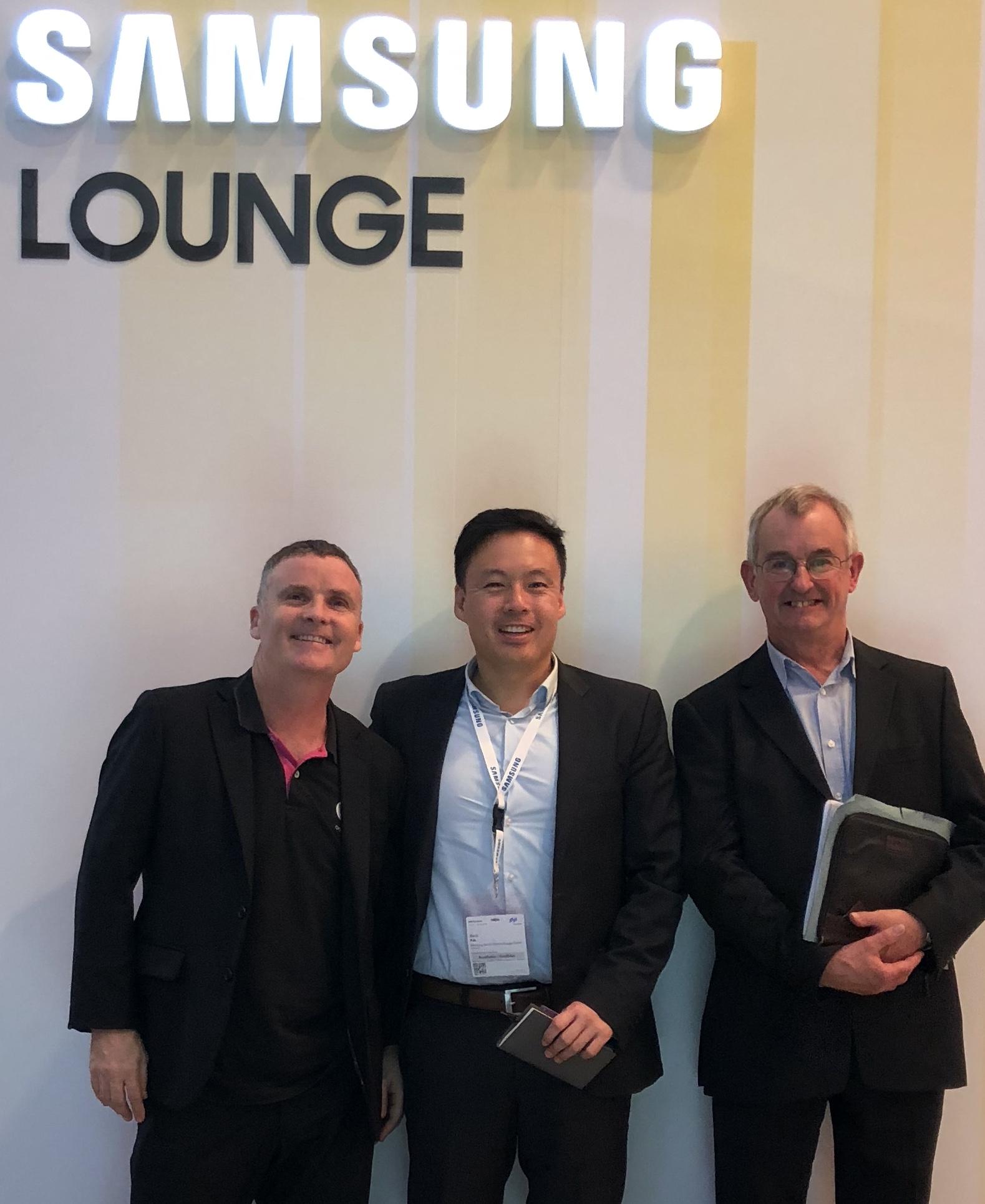 CDS Samsung partnership