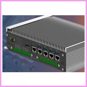 CDS TAICENN New Release – Slim Fanless Embedded Box PC