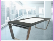 CDS touch table displays