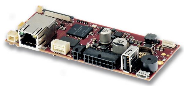 NALLINO board with Cortex A7 ultra low power CPU