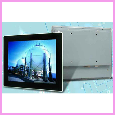 Full Flat Industrial Open Frame Monitor Range with Optional Touch
