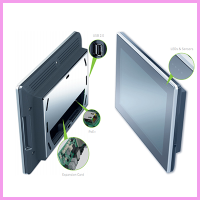 Newly Launched SANVITO ARM Based HMI Wall-Mount