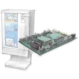 Vending Machine Controller
