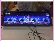 CDS stretched LCD touch monitor