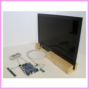 Full Transparent LCD Starter Kits for Sampling