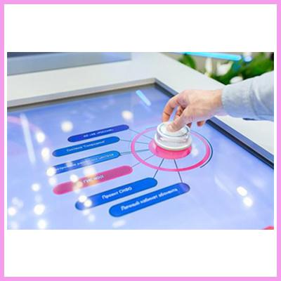 NEW PCAP Touch Foil Object Recognition
