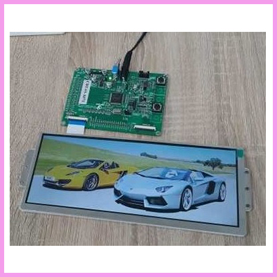 8.8 Inch Wide Stretched LCD for Automotion