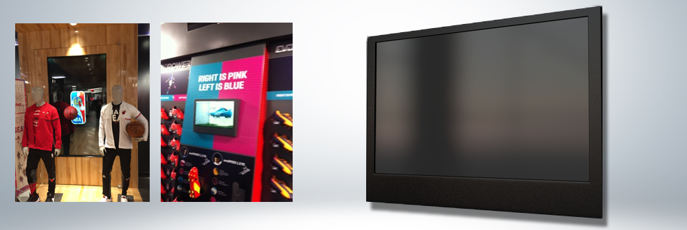 Transparent LCD – Crystal Display Systems