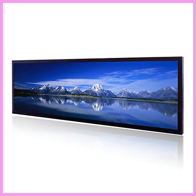 CDS ultra wide stretched lcds
