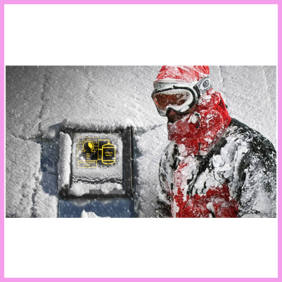 ICEBrite Technology Saves the Day in Extreme Weather