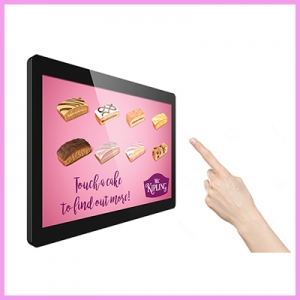 15 inch Network PoE POS Touch Screen