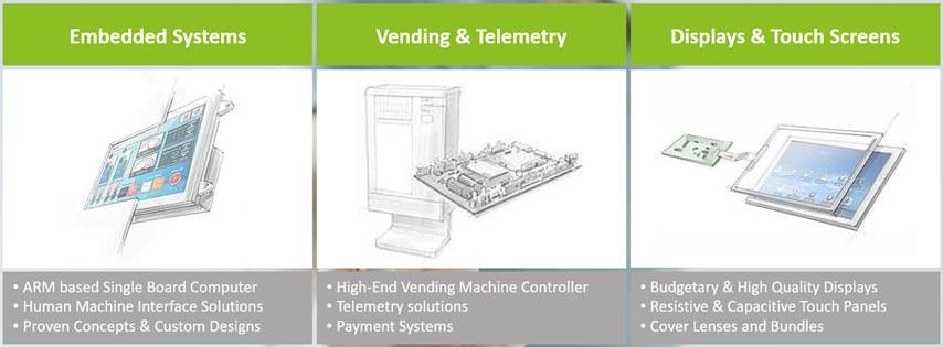 cds embedded systems