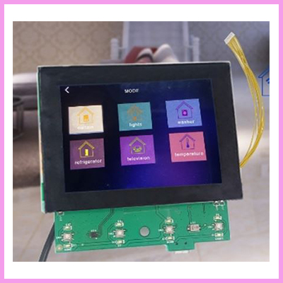 Highly Reliable 3.5 inch IPS TFT LCD Module