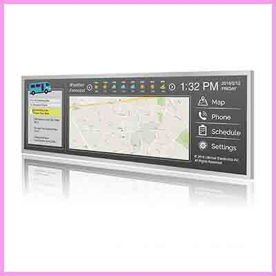 28.5 inch Ultra Wide Stretched Monitor with Touch