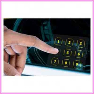 Read more about the article Transparent TASEL Displays now with Touch