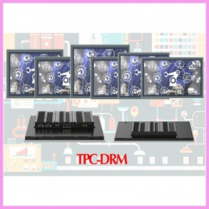New TPC-DCM Series Panel PC Designs from Taicenn