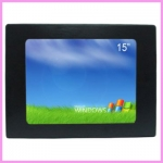 True Flat Surface PCAP Touch Monitor with IP65 Frame