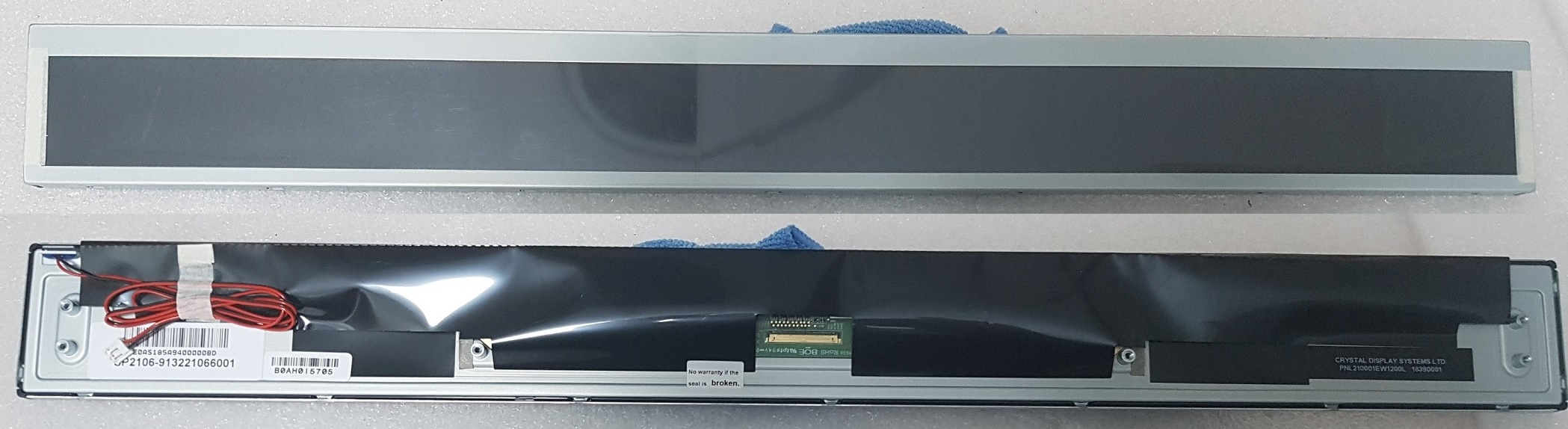 PNL-210-EW-1200-L Front and back