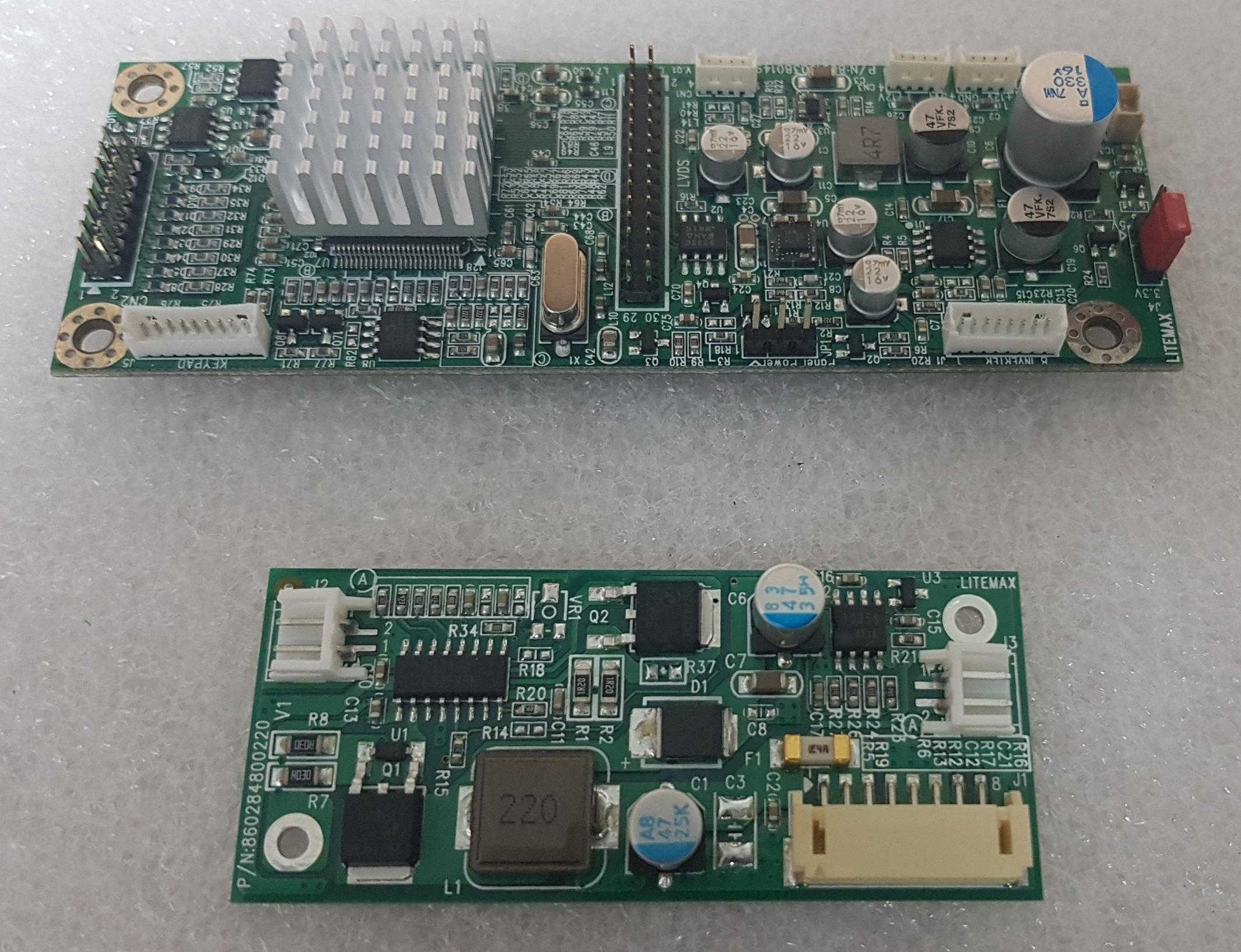 PNL-210-EW-1200-L Kit Boards