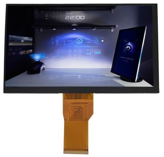 cds 7 inch ips panel