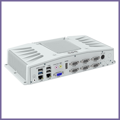 Super Competitive Embedded Box PC ABOX-E6