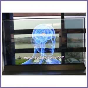 Game Changer in Transparent Display Technology is back