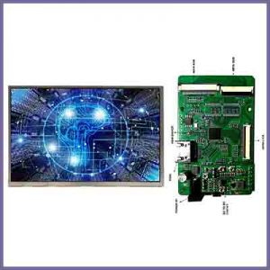 10.1 inch TFT 1280×800 LVDS interface with HDMI PCB board