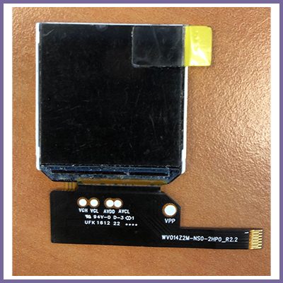 Wide Range of Custom and Semi Custom Small Format TFTs