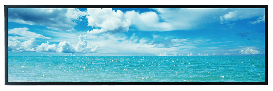 CDS 49.5 inch wide stretched monitor