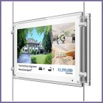 CDS NEW PRODUCT LAUNCH- Rod Mounted Screens