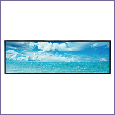 49.5 inch Bar Chassis Monitors now in Stock