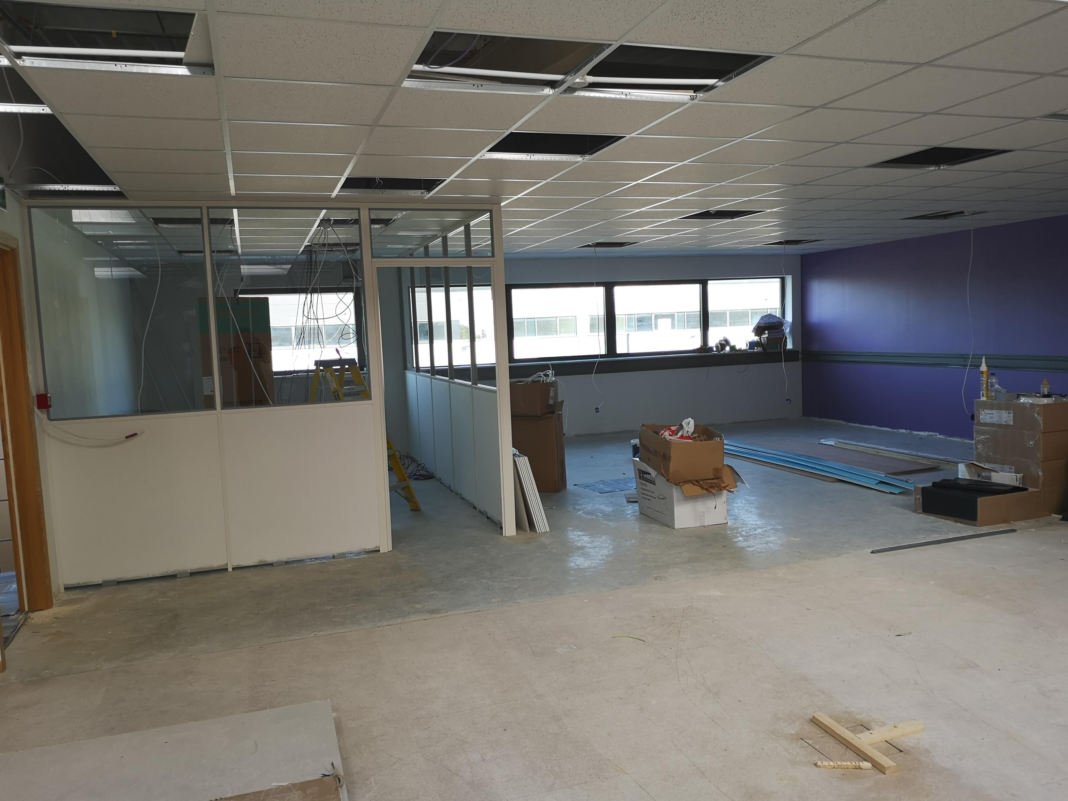 CDS new office