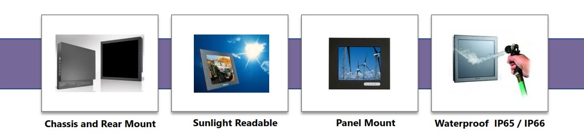 cds range of displays