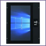 Custom Industrial Panel PC for Vehicle System