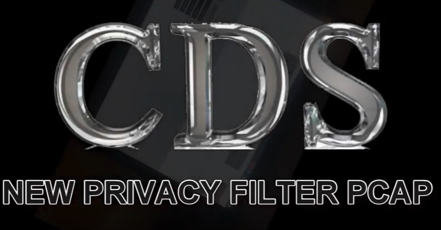 privacy filter PCAP