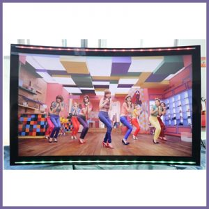 Brand New 43 inch R1500 Curved Capacitive Monitors
