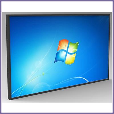 Super Slim 43 inch Professional Monitors