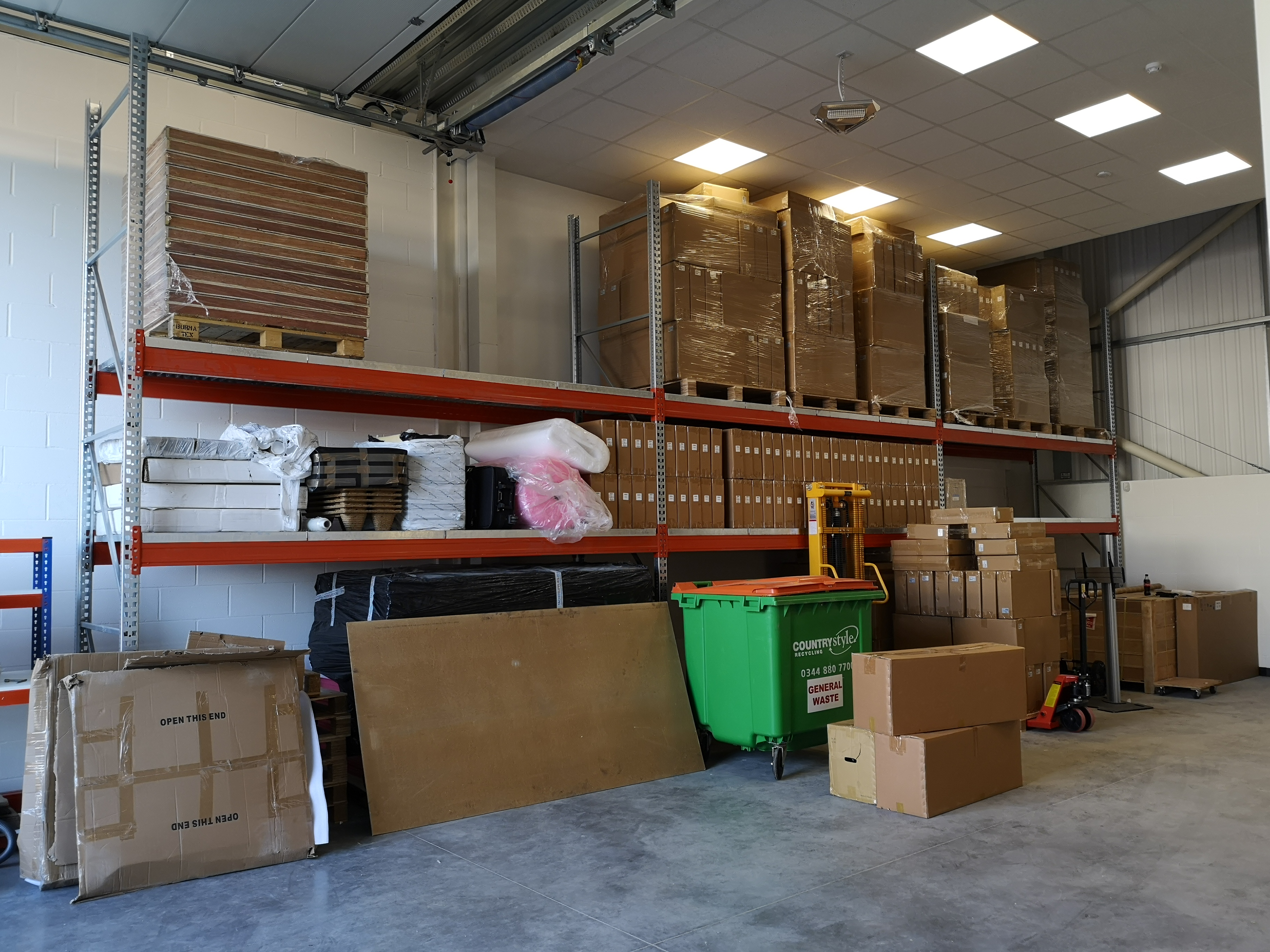 CDS new warehouse