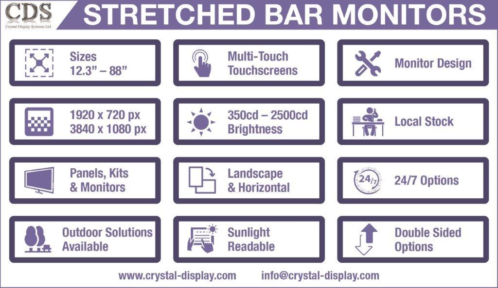 Stretched Bar Monitors 02