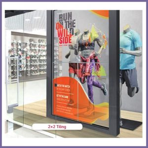 Read more about the article Staggering Transparent OLED Videowalls