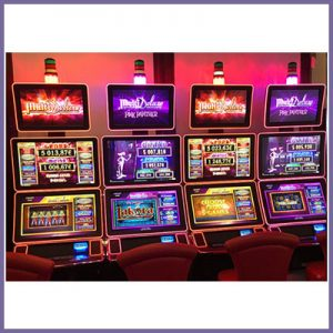 Casino Display Solutions from CDS