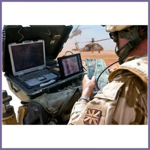 Multiple Military Display Solutions From CDS