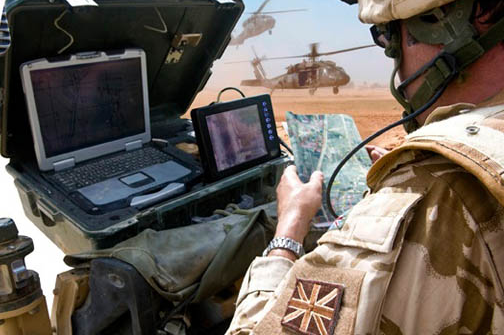 CDS military-market