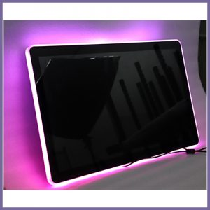 NEW PRODUCT – The 23.8 inch Halo PCAP Touch Monitor