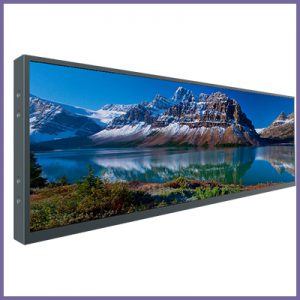Read more about the article New 29 inch Stretched with In Built PCAP Touch