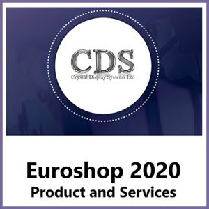 CDS Euroshop 2020 Products and Services Brochure