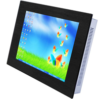embedded industrial solutions - panel PC