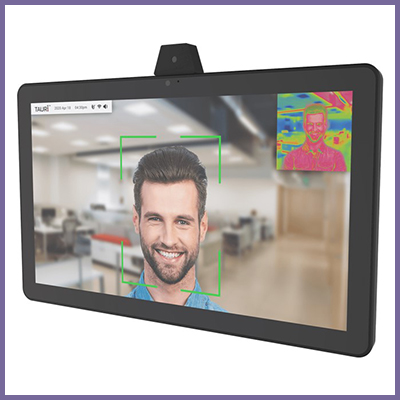 CDS CheckVue – The Tauri Temperature Sensing Tablet