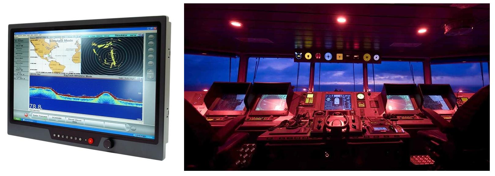 cds cockpit monitors