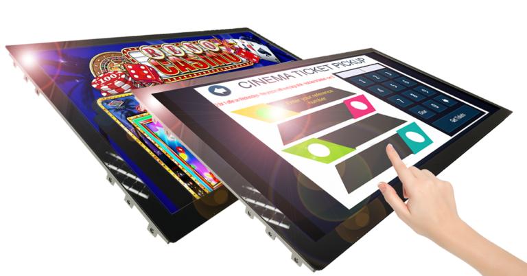 CDS PCAP touch monitors